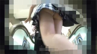 JK_逆さ撮り_花柄パンツ_盗撮画像05