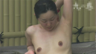 露天風呂_熟女_素人_おっぱい_盗撮画像06