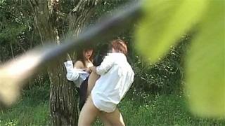JK_青姦_公園_フェラ_着衣セックス_盗撮画像05