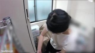 マクドナルド_更衣室_着替え_アルバイト_盗撮画像01