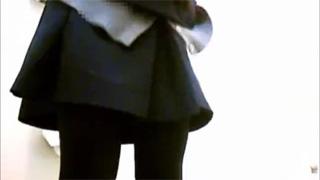 洋式トイレ_放尿_JK_制服_盗撮画像06