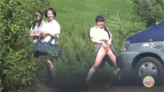 野ション_女子校生_放尿_制服_盗撮画像04