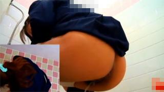 和式便所_オシッコ_JK_お尻_盗撮画像05