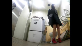洋式トイレ_オシッコ_お姉さん_盗撮画像01