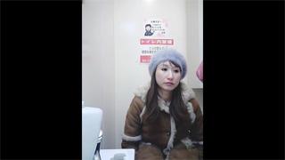 洋式トイレ_放尿_コンビニ_素人_盗撮画像04