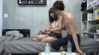 セックス_素人_フェラチオ_腹射_盗撮画像02