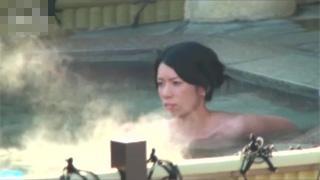 露天風呂_温泉_素人_人妻_おっぱい_盗撮画像03