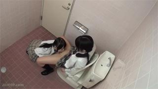レズ_トイレ_JK_制服_盗撮画像06