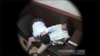 ネットカフェ_JK_カップル_セックス_盗撮画像03